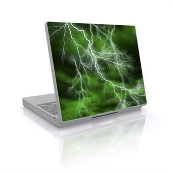 Laptop Skin Apocalypse Green