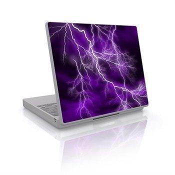 Laptop Skin Apocalypse Purple