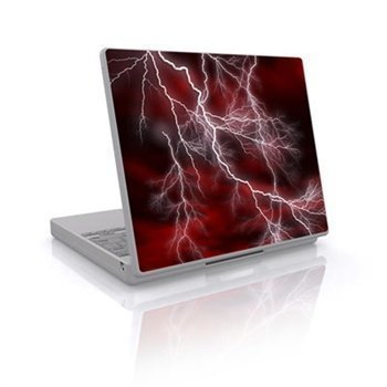 Laptop Skin Apocalypse Red