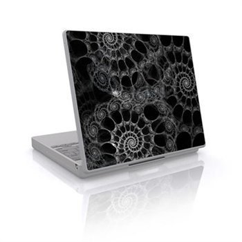 Laptop Skin Bicycle Chain