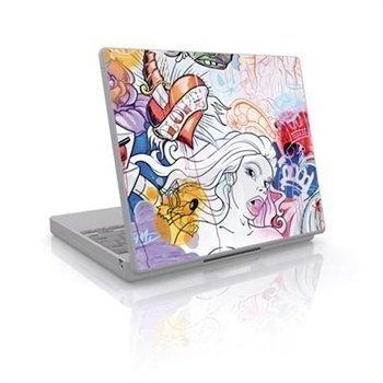 Laptop Skin Big Bad Wolf
