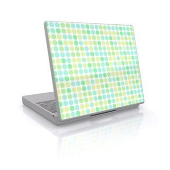 Laptop Skin Big Dots Mint
