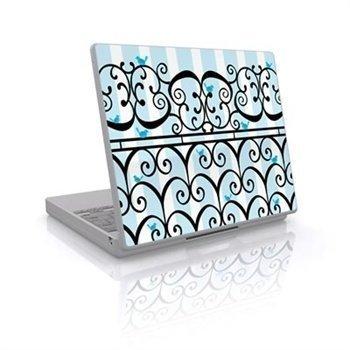 Laptop Skin Birdfeeder
