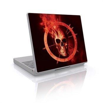 Laptop Skin Blood Ring