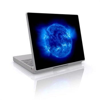 Laptop Skin Giant Blue