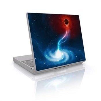 Laptop Skin Hole Black