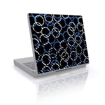 Laptop Skin Loops Blue