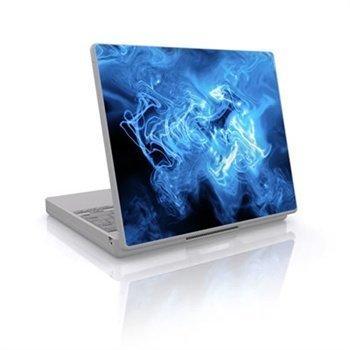 Laptop Skin Quantum Waves Blue