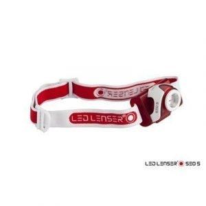 Led Lenser Headlight Se05 Red