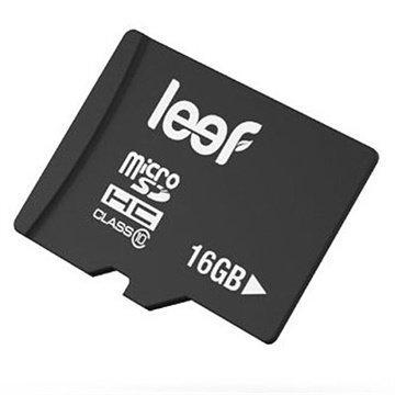 Leef MicroSDHC Vedenkestävä Muistikortti Luokka 10 16 Gt