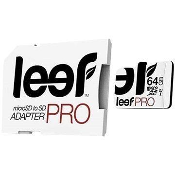 Leef Pro LMP30A06410E3U MicroSDXC Muistikortti 64Gt