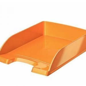Leitz Brevkorg Wow A4 Orange 5-pack