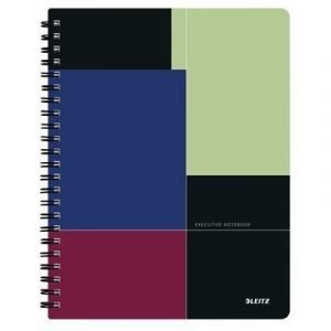 Leitz Get Organized Executive A4 Graph 3-pack