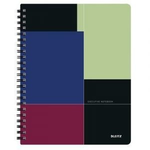 Leitz Project Book Executive A4 Pp Graph 3-pack