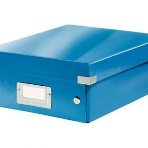 Leitz Sorting Box S Click & Store Wow Blue