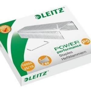 Leitz Staples 25/10 1000pcs