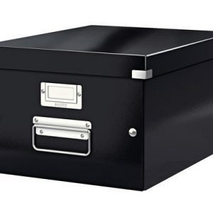 Leitz Storage Box Medium Click & Store Black