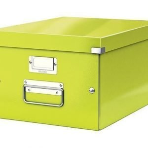 Leitz Storage Box Medium Click & Store Green