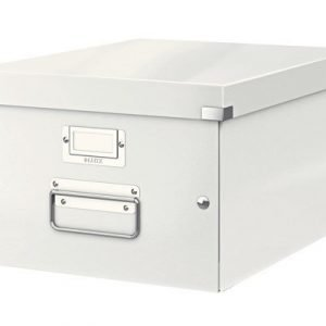 Leitz Storage Box Medium Click & Store White
