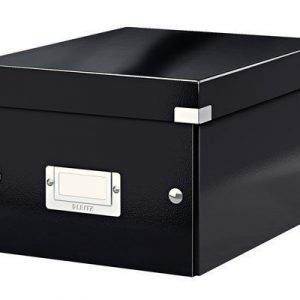 Leitz Storage Box Small Click & Store Black