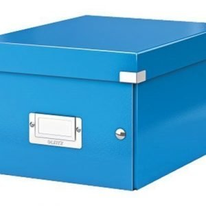 Leitz Storage Box Small Click & Store Blue