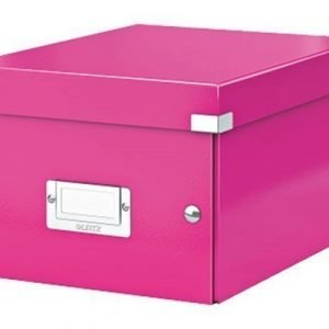 Leitz Storage Box Small Click & Store Cerise