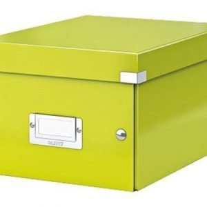 Leitz Storage Box Small Click & Store Green