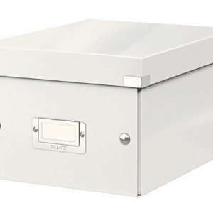 Leitz Storage Box Small Click & Store White
