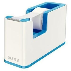 Leitz Tape Holder Wow Blue Incl 1 Roll Tape