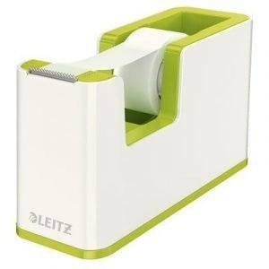 Leitz Tape Holder Wow Green Incl 1 Roll Tape