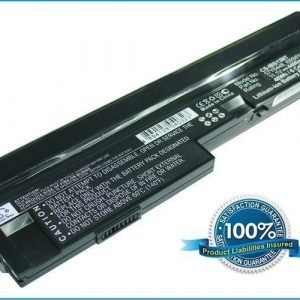 Lenovo IdeaPad S10-3 akku 4400 mAh - Musta