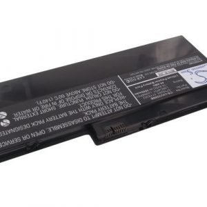 Lenovo IdeaPad U350 akku 3000 mAh - Musta