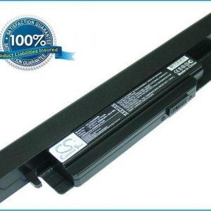 Lenovo IdeaPad U450P 20031 IdeaPad U450P 3389 IdeaPad U550 akku 4400 mAh - Musta