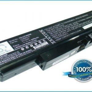 Lenovo IdeaPad Y460 akku 4400 mAh - Musta