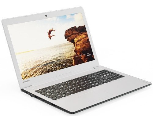 Lenovo Ideapad 310 White Core I5 6gb 128gb Ssd 15.6