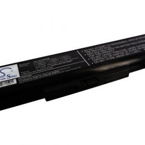 Lenovo Ideapad Y480 akku 4400 mAh - Musta