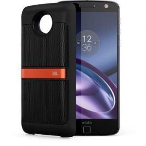 Lenovo Mods Jbl Speaker Motorola Moto Z Musta Punainen