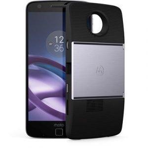 Lenovo Mods Projector Motorola Moto Z Musta Hopea