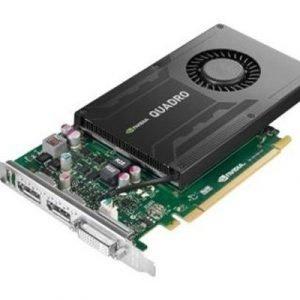 Lenovo Nvidia Quadro K2200 Näytönohjain
