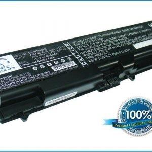 Lenovo ThinkPad E40 ThinkPad E5 ThinkPad L510 akku 4400 mAh - Musta