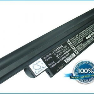 Lenovo ThinkPad Edge 13 ThinkPad Edge E30 akku 4400 mAh - Musta""