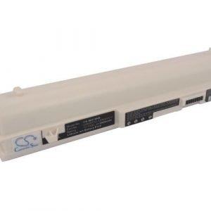 Lenovo ideapad S10-2 akku 6600 mAh - Valkoinen