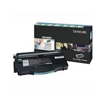 Lexmark 0012016SE Toner E 120 E 120 N Musta