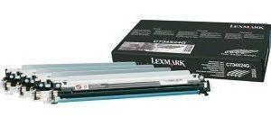 Lexmark C 734 DN X 734 DE Toner C734X24G Black Cyan Magenta Yellow
