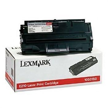 Lexmark E 210 OPTRA E 212 Toner 10S0150 Black