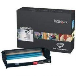 Lexmark E 260 E 462 DTN X 464 DWE Toner E260X22G Black