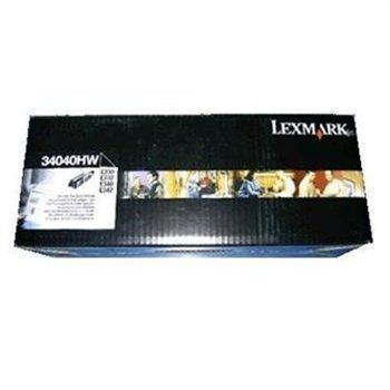 Lexmark E 330 E 342 Toner 34040HW Black