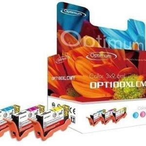 Lexmark Premium Multipack 3 mustepatruuna C/M/Y