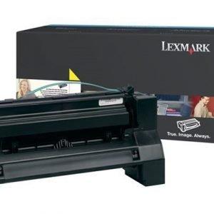 Lexmark Värikasetti Keltainen 15k C782