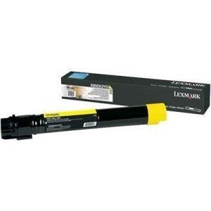 Lexmark Värikasetti Keltainen 22k - X95x